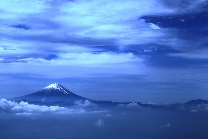 日本一を眺める