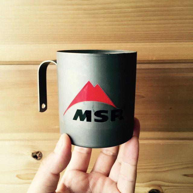 MSRマグカップ