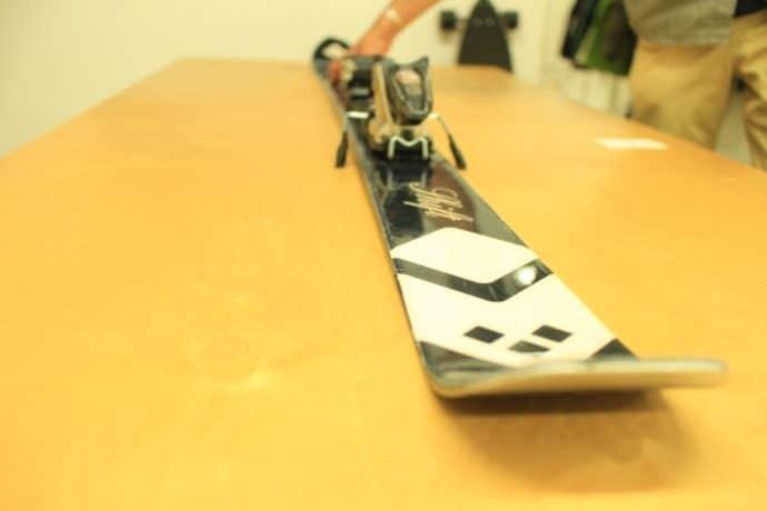 ヴェクターグライドのシフト