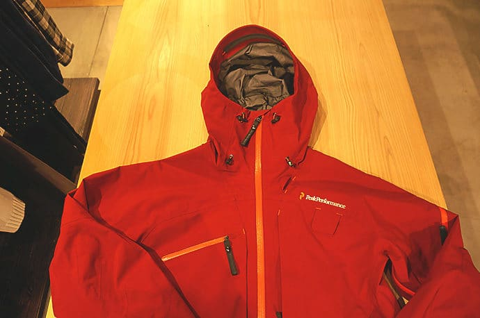 Heli Alpine Jacket