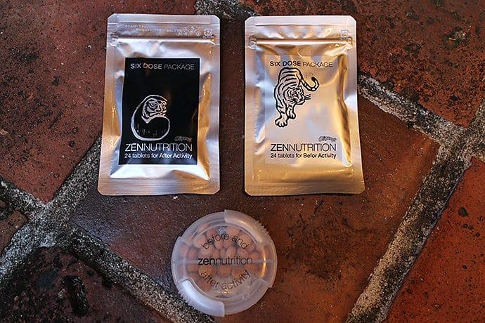 ZENのアミノサプリ