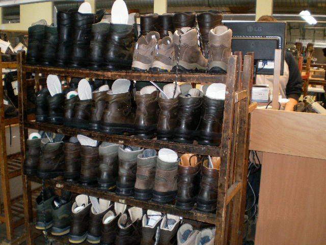 マインドル社で知った靴職人の世界