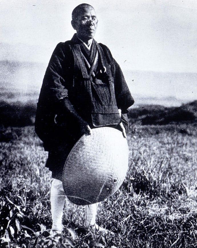 種田山頭火(1882~1940)