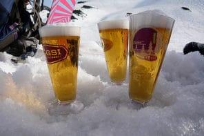 GSIスタッキング式の軽量グラス 山でのお酒はグラスで楽しむ