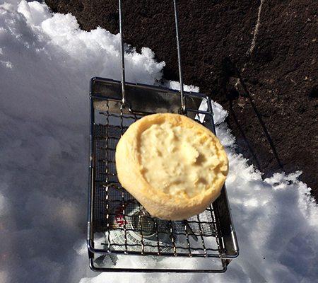 山ごはん焼きチーズ