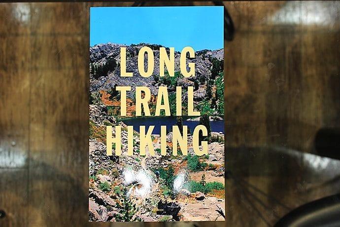 ロングトレイルハイキング