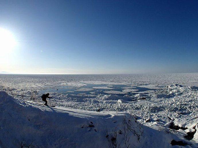 オホーツクの流氷と道東の旅