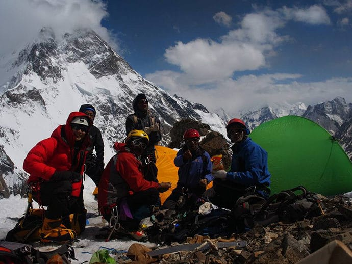 海外での登山