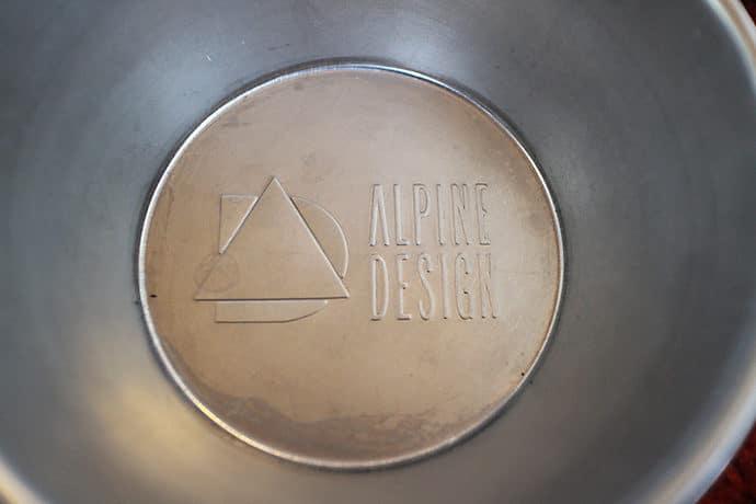 アルパインデザイン シェラカップ