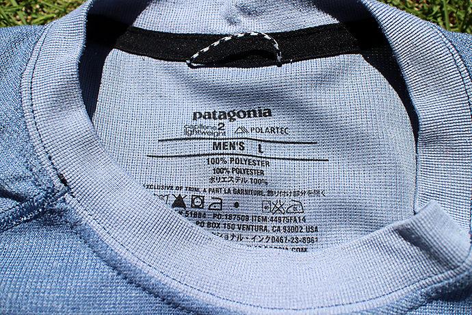パタゴニア キャプリーン2
