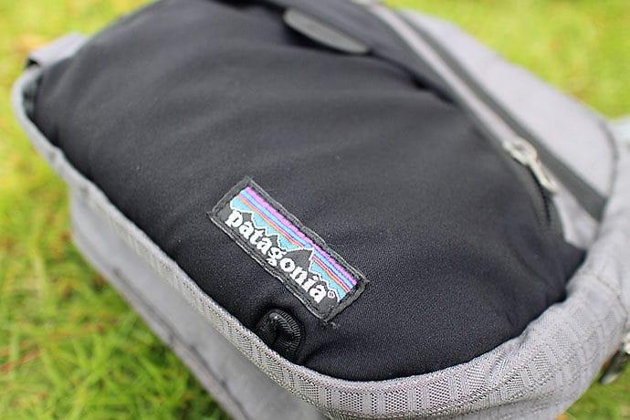 パタゴニア フライフィッシング用のチェストバッグ
