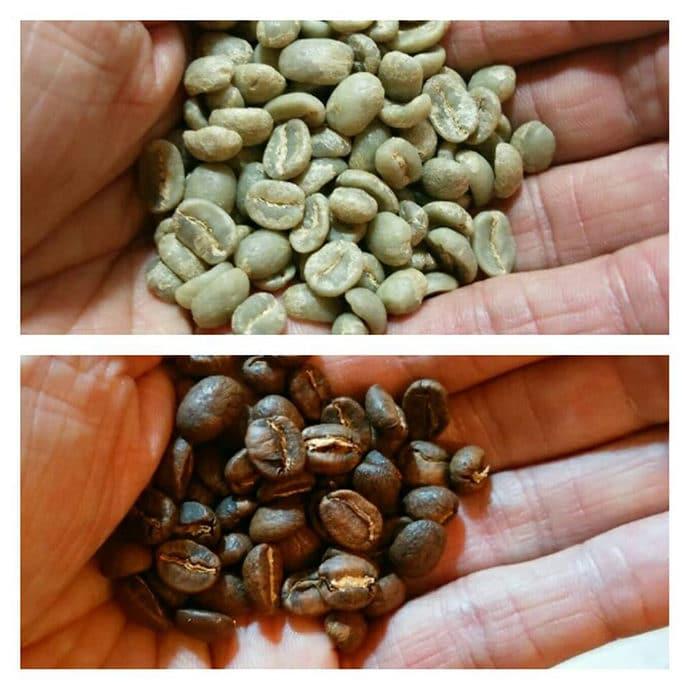 バイシクルコーヒー 焙煎