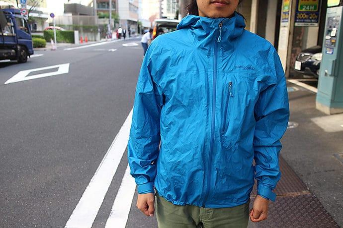 パタゴニアM10ジャケット