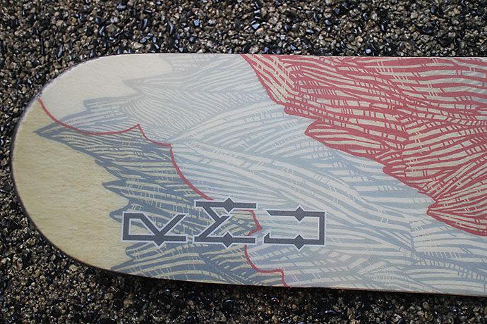 RMUスキー板
