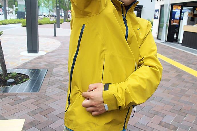 7mesh(セブンメッシュ) レベレーションジャケット