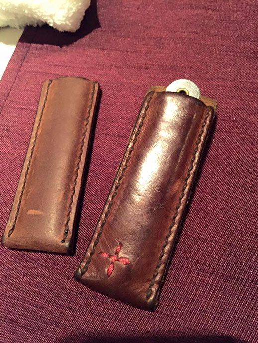 ポケットナイフ『CRONO』のケース