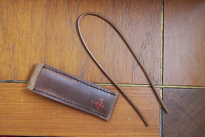 スイスアドバンスのポケットナイフ『CRONO』のケース