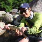 写真と共に伝える『山釣旅の魅力』