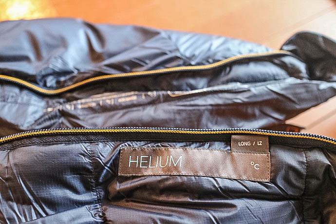 マウンテンイクイップメント ヘリウム600