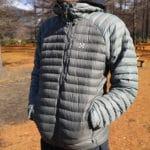 ホグロフス エッセンスミミックジャケット