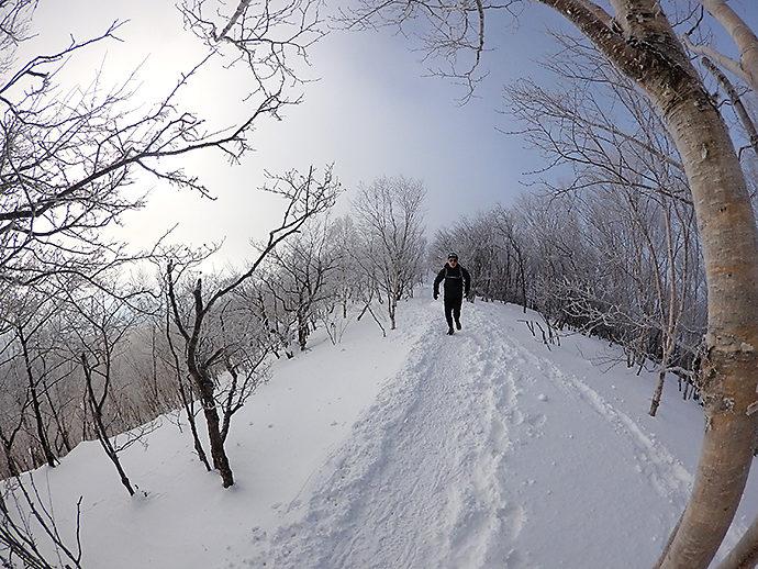 黒檜山山頂からビューポイント