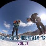 最新のレイヤリングで楽しむ ヘビーデューティーな山旅『スノーキャンプ&スノーランニング VOL.3』
