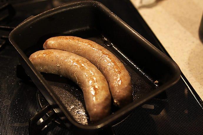 meatguy(ミートガイ)のグラスフェッド肉のソーセージ