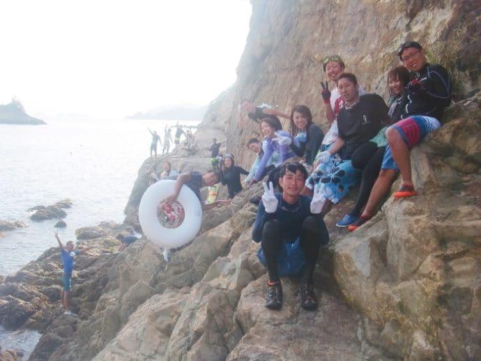 電気も水道もない無人島で生きるを学ぶ『無人島プロジェクト2017』