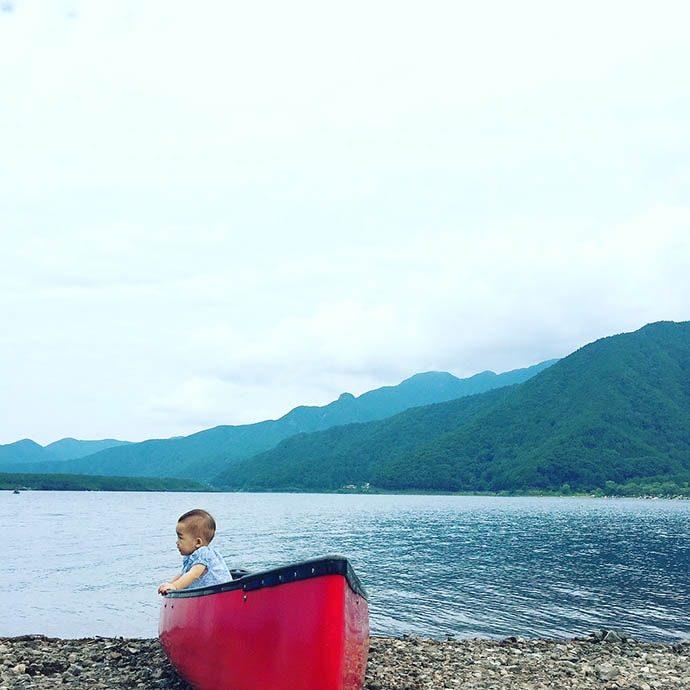 西湖のカヤックツアーレポート