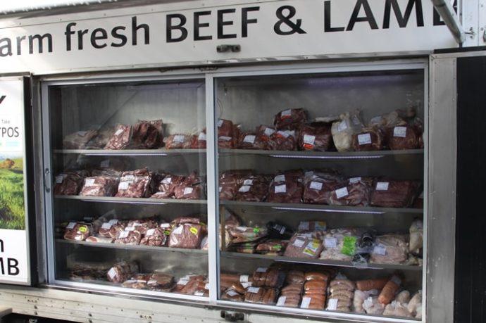 ニュージーランドの牛肉