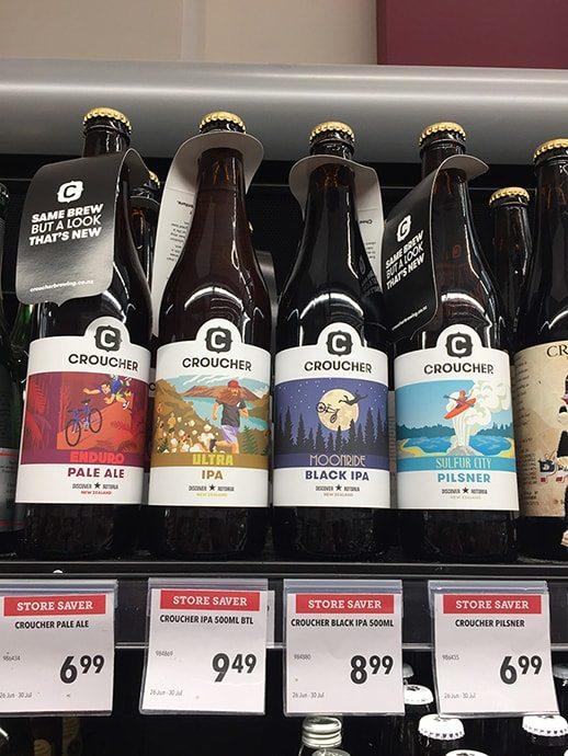 ニュージーランドのビール