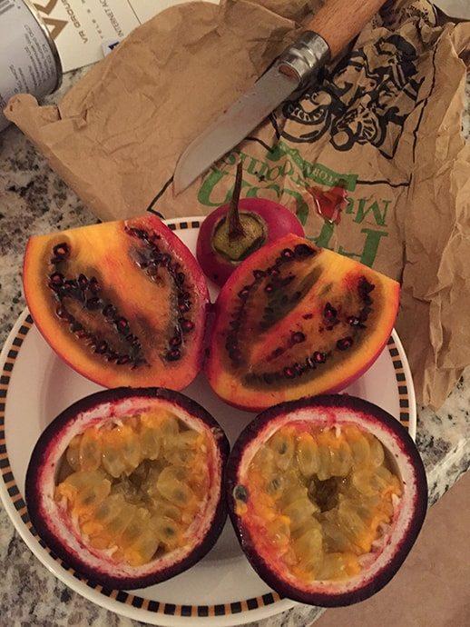 ニュージーランドの果物