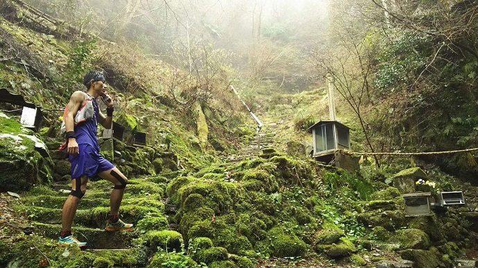 比叡山の山域の雰囲気にもこのカラーが似合います笑