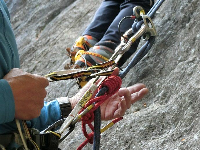 安心登山勉強会