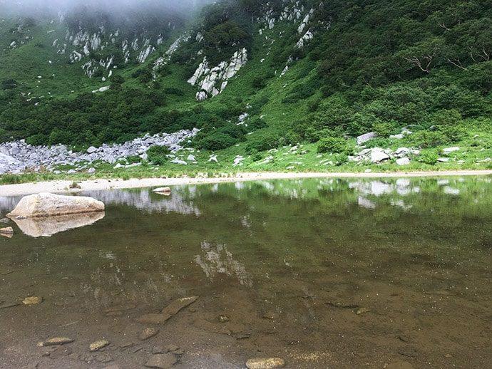 木曽駒ヶ岳 ファストパッキングスタート