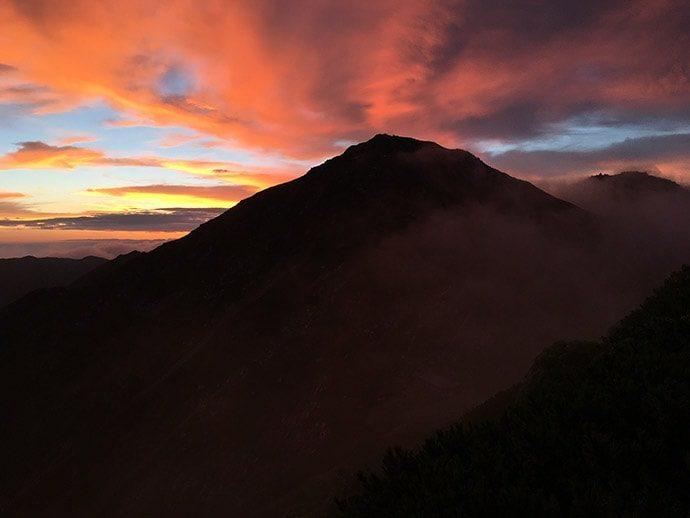 木曽駒ヶ岳 中央アルプス