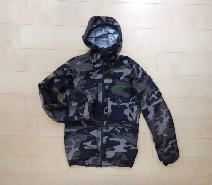 ノローナのゴアテックスジャケット