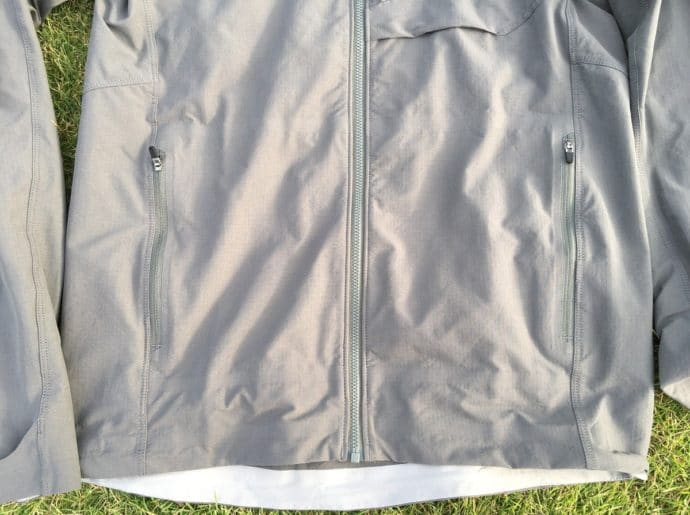 パタゴニア ダートクラフトジャケットのポケット