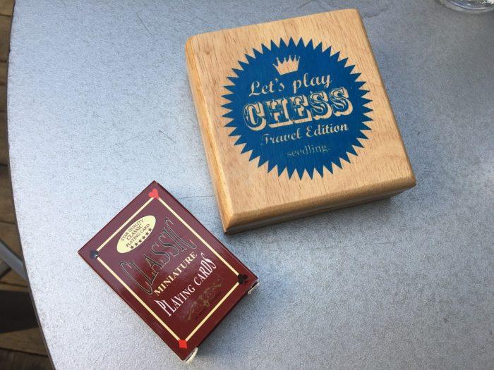 トランプ&チェス
