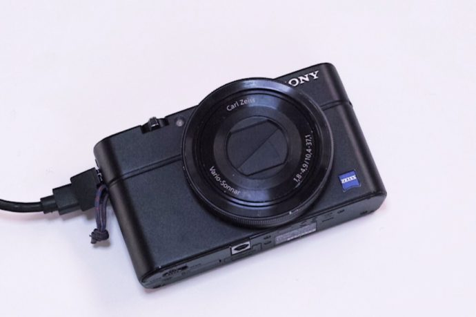 SONY『初代RX100』