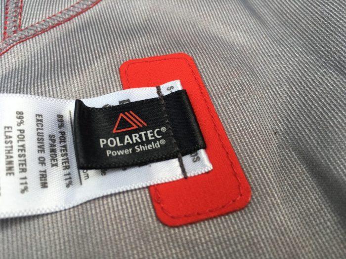 パタゴニア ナイフブレードジャケットが採用のポーラテック