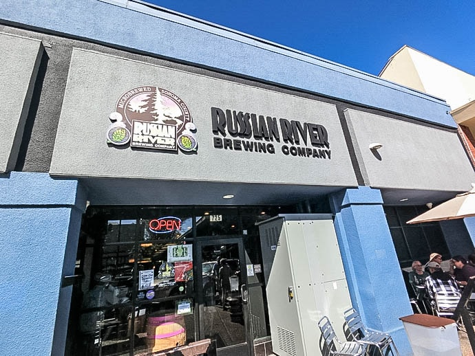 RUSSIAN RIVER(ロシアンリバー)Brewing Company
