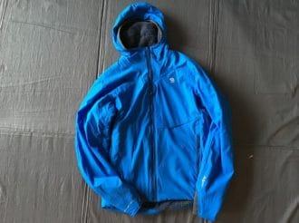 マウンテンハードウェア エイサームフーデッドジャケット
