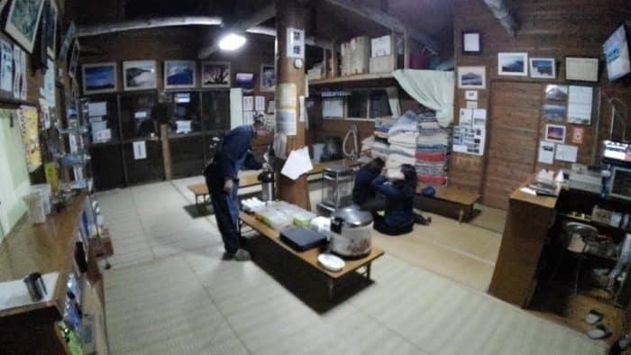 蛭ヶ岳山荘