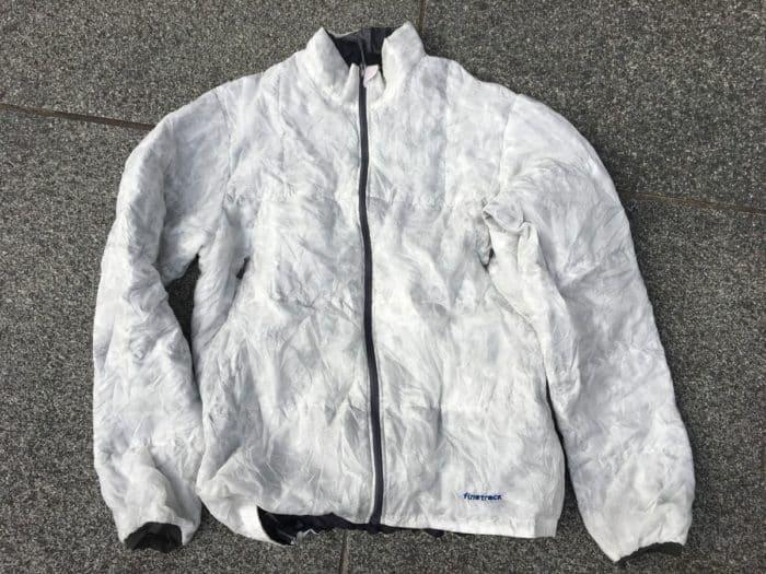 ファイントラック ポリゴン2ULジャケット