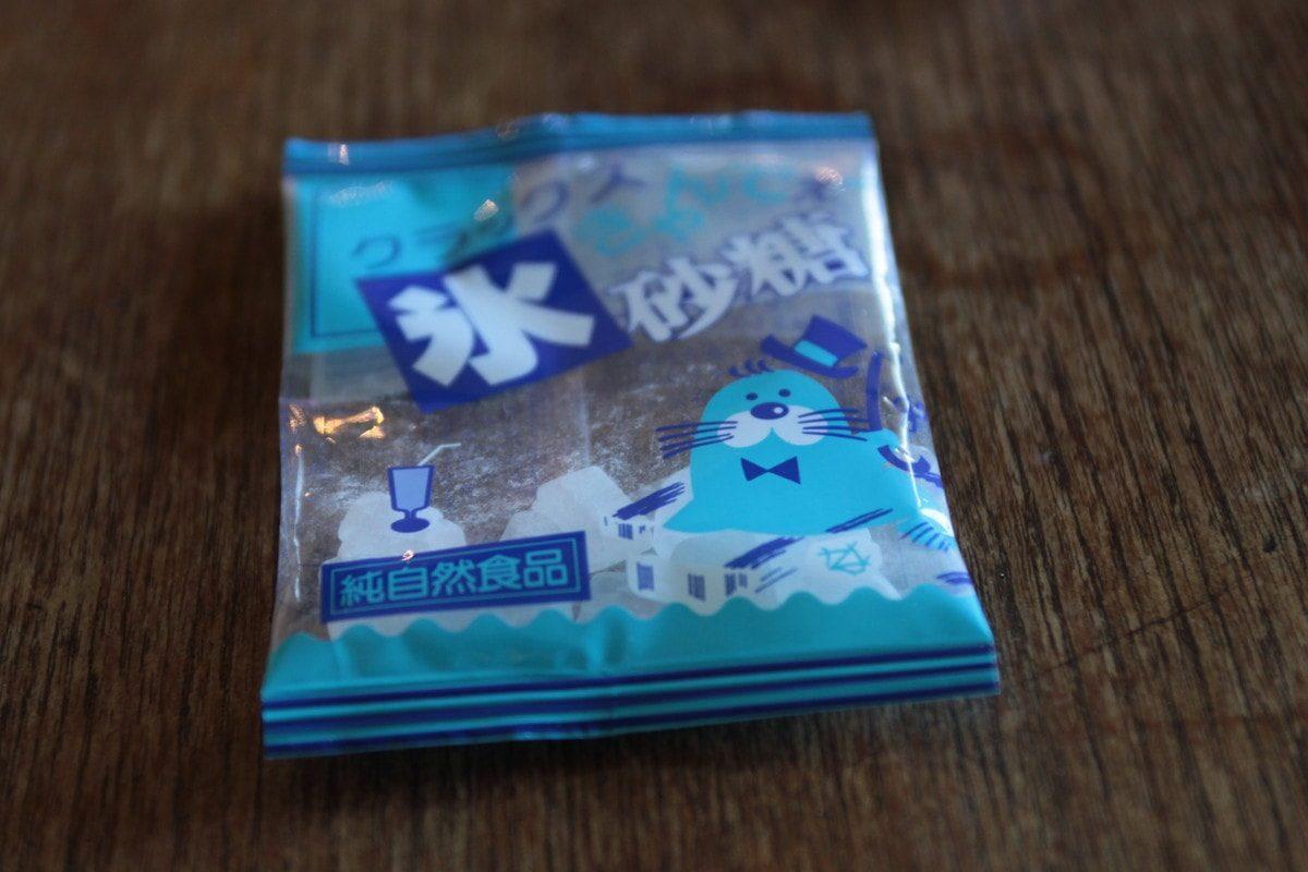 糖分補給の行動食