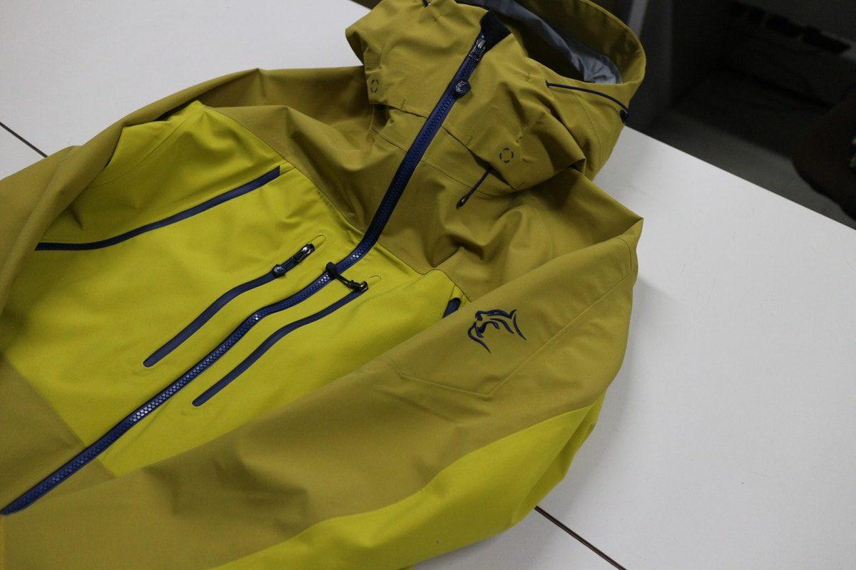 ティートンブロスTB3ジャケット