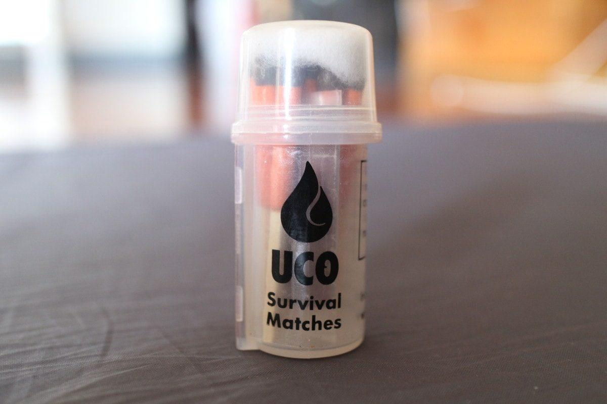 UCO(ユーコ)サバイバルマッチ