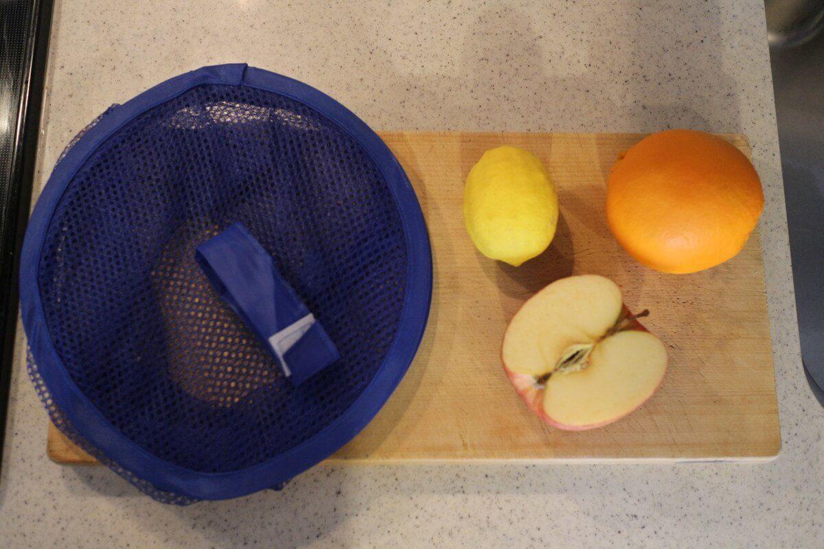 ドライフルーツ作り