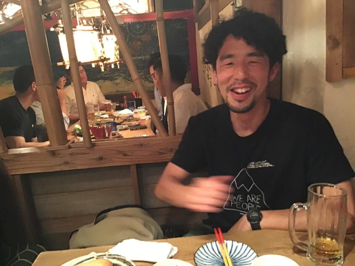 「KsotaiQ(クソタイク)」の代表 稲垣泰斗